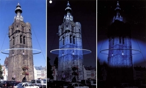 Art d'installation - Belfry of Bethune