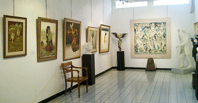 Galerie Andis à Indonesian