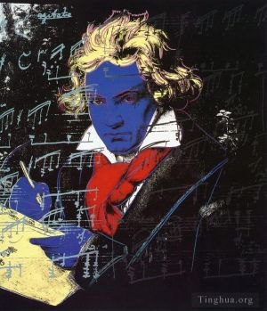 Types de peintures contemporaine - Beethoven