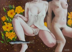 Types de peintures contemporaine - Diary of A Lover 5