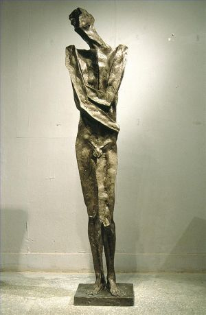 Sculpture contemporaine - Wither