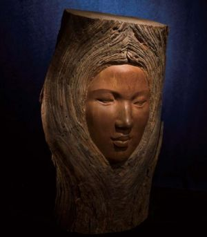 Sculpture contemporaine - Maiden