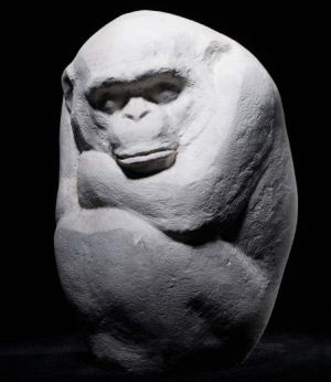 Sculpture contemporaine - Thinker