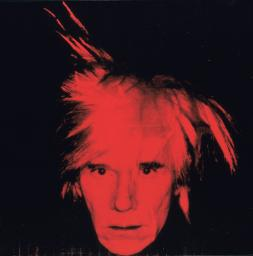 artiste Andy Warhol