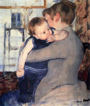 Mother And Child 1889
